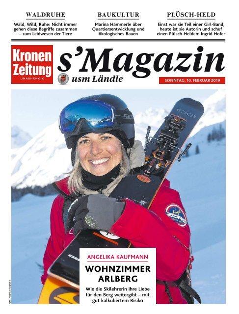 s'Magazin usm Ländle, 10. Februar 2019