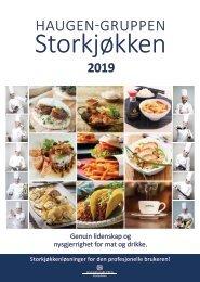 Haugen-Gruppen Storkjøkken Nyheter 2019