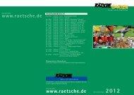 Rätsche Garten 2012 ( 3,5 MB)
