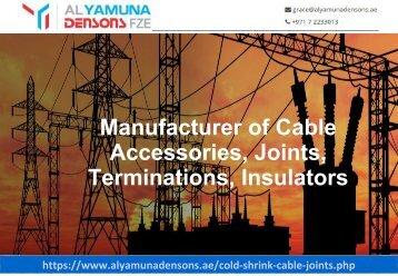 Cold Shrink Cable Joints Kits-Al Yamuna Densons FZE