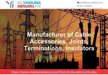 Heat Shrink Cable Jointing Kits-Al Yamuna Densons FZE