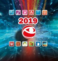 CATALOGO EYE 2019 PVP