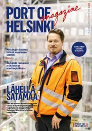 Port of Helsinki Magazine