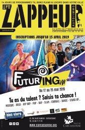 Le P'tit Zappeur - Carcassonne #413