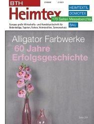 BTH Heimtex 02-19 Deko + Gardine