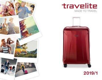 travelite Catalogue 2019