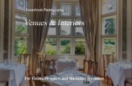 Venues and Interiors by Stormfresh Photography