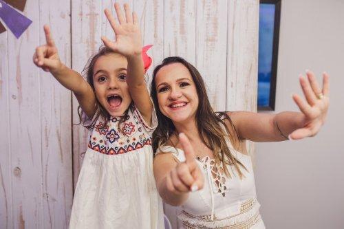 Sophia 6 anos - casa