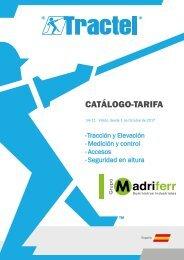 tractel-catalogo-madriferr