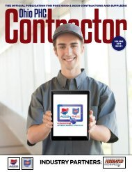 Ohio PHC Contractor Volume 2019 Issue 1