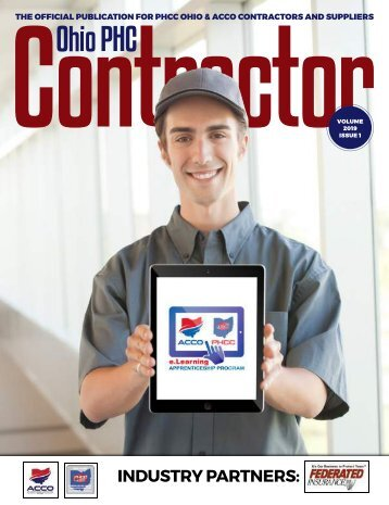 Ohio PHC Contractor Volume 2019 Issue 1