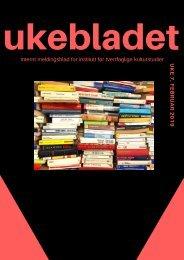 Ukebladet 7
