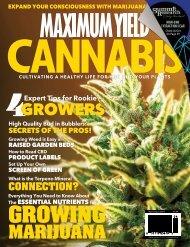 Maximum Yield Cannabis | Canadian Edition | Issue 01 2019