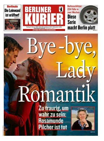 Berliner Kurier 08.02.2019