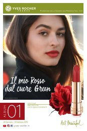 Catalogo Yves Rocher 2019
