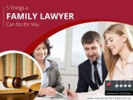 Professional Family Lawyer in Mandurah