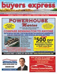 Buyers Express - La Crosse Edition - February 2019