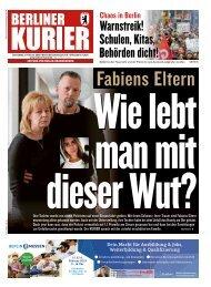 Berliner Kurier 09.02.2019