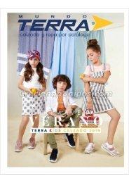 #667 Mundo TERRA Kids Primavera Verano 2019 Precios Mayoreo