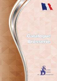 S.L.D Catalogue Brosserie