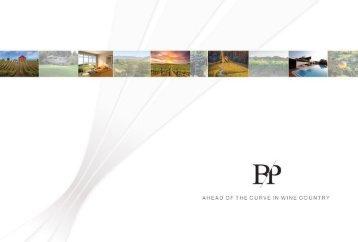 Bob Pennypacker Brochure