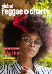 Global Reggae Charts - Issue #21 / February 2019