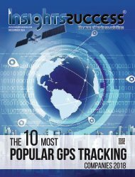 The 10 Most Popular GPS Tracking Companies 2018