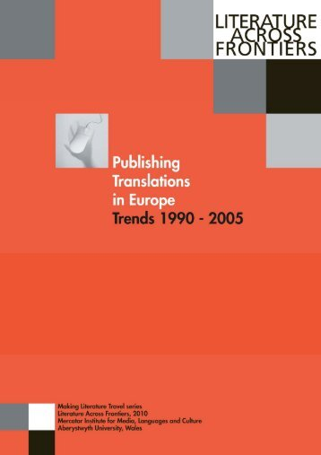 Publishing Translation in Europe - Unesco
