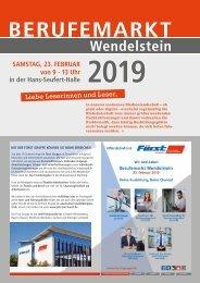 Berufemarkt Wendelstein 2019