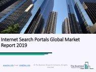Internet Search Portals Global Market Report 2019