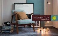Inspiration Möbelstoffe Frühjahr 2019