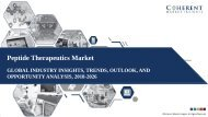 Peptide Therapeutics Market