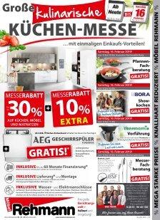 Küchenmesse mit Einkaufsvorteilen