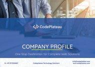CodePlateau Technologies