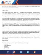 Shale Gas Market Research Sales, Forecast, Regional, Trends and Analysis in 2020 - Page 3