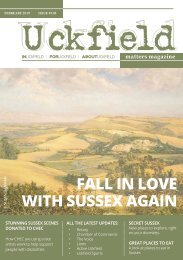 Uckfield Matters Magazine - Feb 2019