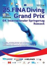 64. Internationaler Springertag & 25. FINA Diving Grand Prix 2019