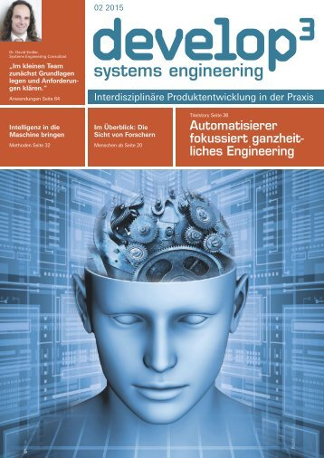 Develop³ Systems Engineering 02.2015