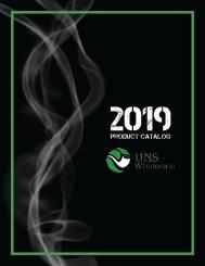 UNS Wholesale 2019 Catalog