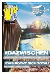 WIP Stadtteil-Magazin Nr. 1/19