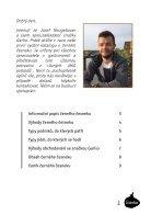 Katalog pro restaurace, gastronomická zařízení a potravinářské podniky - Page 3