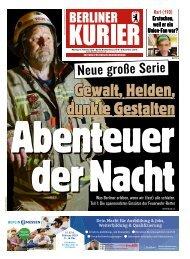 Berliner Kurier 11.02.2019