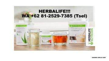 PROMO, WA +62 81-2529-7385, Herbalife Malang
