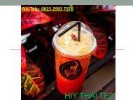 INI LEBIH SERU, CALL:0823-2583-7576, Bisnis Thai Tea Dari Thailand