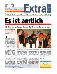 Ökumenische Kirchentagszeitung - Morus Verlag
