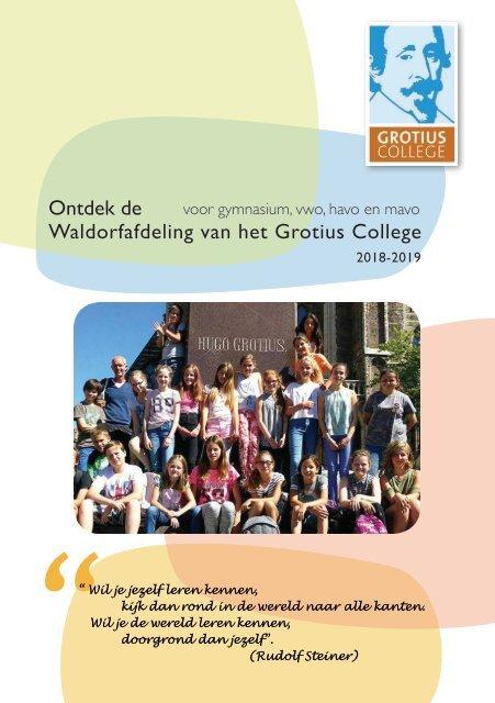 Informatieboekje Grotius 2019-2020
