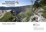 Mediendaten Naturfreund 2019