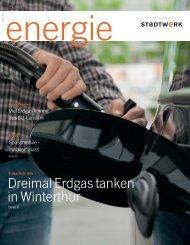 Klimaanlage« – 3x luftdurchlässiger! - Stadtwerk Winterthur