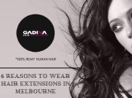 6 Reasons to Wear Hair Extensions in Melbourne