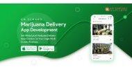 Online Cannabis Delivery App Development